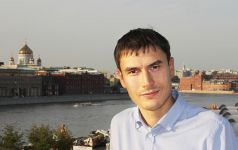 Сергей Шаргунов, август 2013