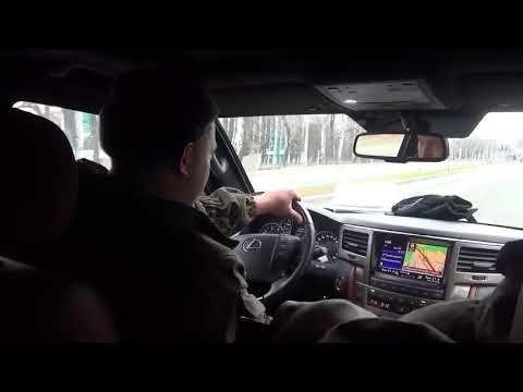 Embedded thumbnail for Разговор Шаргунова и Захарченко по дороге с передовой